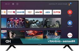 32-Inch Android Smart TV with Voice Remote | Hisense | MOUNT