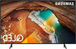Samsung 65-inch QLED 4K UHD Q60 Smart TV with HDR and YouTub