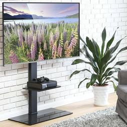 """Fitueyes TV Stand Shelves With Swivel Mount For 50-80"""" Plasm"""