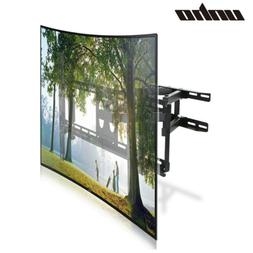 """Curved TV Wall Mount Bracket For 32""""-70"""" inch Curved TV with"""