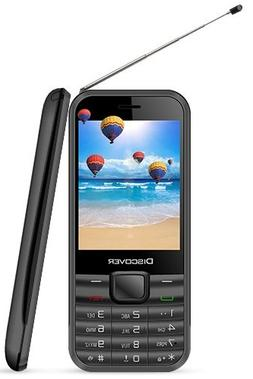 KOCASO Discover TV Cell Phone Television Feature, Dual SIM,