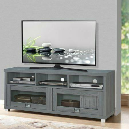 TV Stand 65 inch Flat Screen Home Furniture Entertainment Me