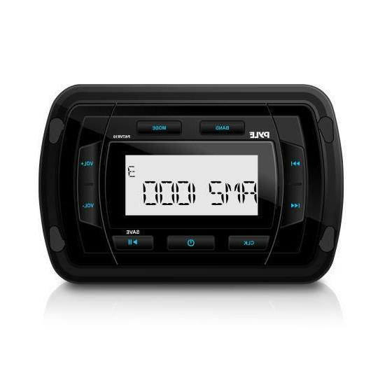 Pyle Receiver Stereo Headunit,