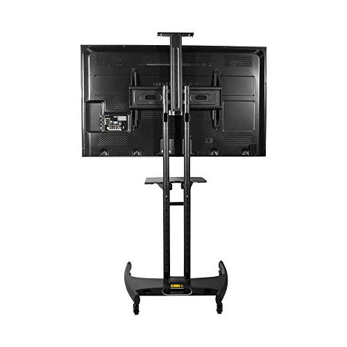 Kanto MTM65PL Stand 37 to 65 inch Flat Panel Screens Black