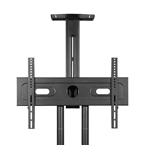 Kanto MTM65PL TV Stand Mount for 37 Flat Panel Black