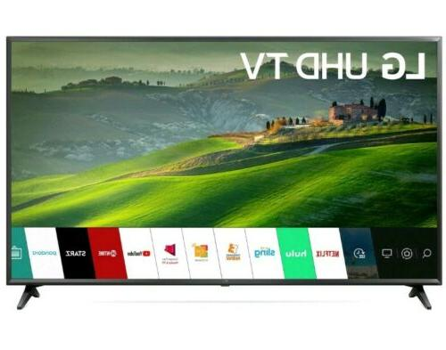 NEW TV HDR UHD Smart IPS Built-in Wi-Fi Video