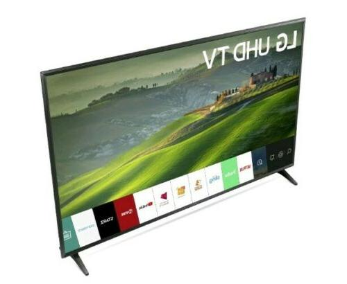 NEW LG 65 TV HDR Smart Built-in Wi-Fi 4K