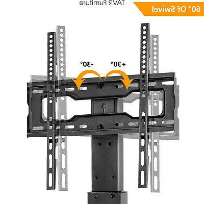 Swivel Tabletop TV Base Stand 37 40 55 60 65 inch TVs