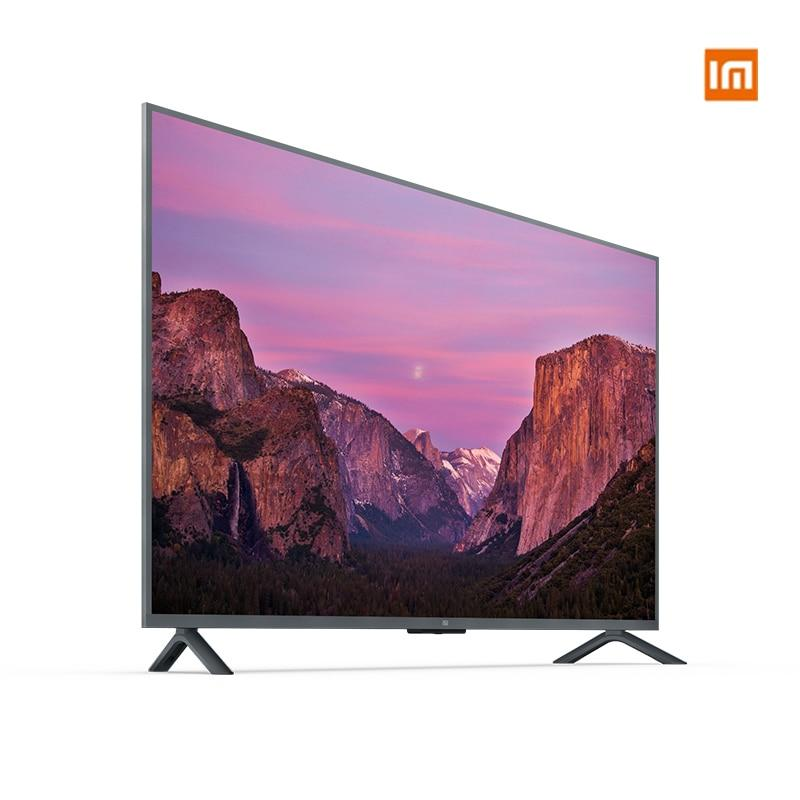 Xiaomi Smart <font><b>inches</b></font> 3840*2160 FHD 4K HD Screen Set storage Play Display Dolby sound