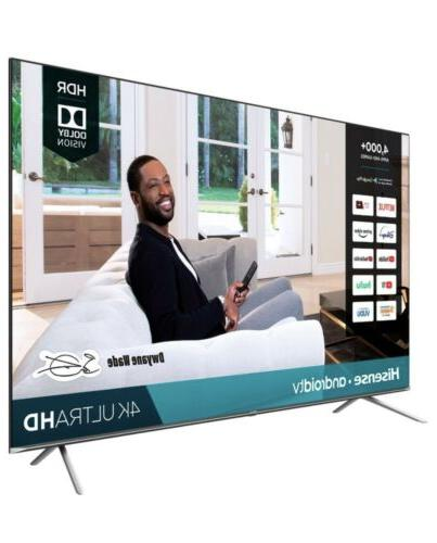 tv 85 inches h65 series uhd