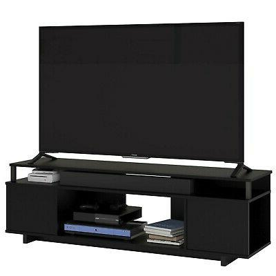 """Ameriwood Home Kensington Place TV Stand TVs up to 65"""",Grey"""