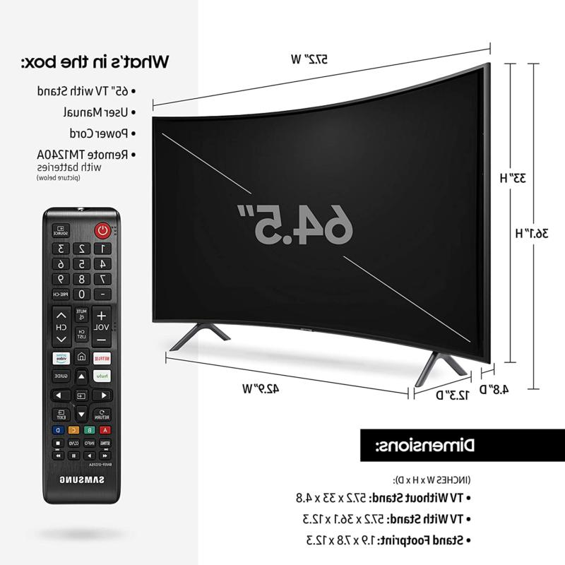Samsung 4K 7 Ultra Smart TV with HDR