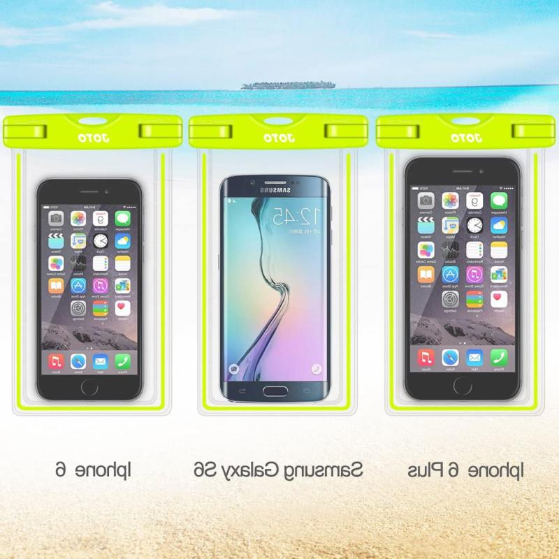 Universal Waterproof Cell For Apple Iphone 6,6S