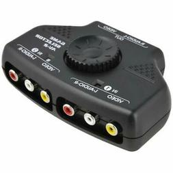 Optimal Audio & Video Accessories Shop- 2 Way Switch Selecto