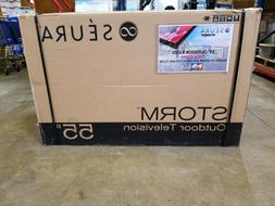 "SEURA Storm Outdoor TV 55"" NEW in Box STRM-55.3-S"