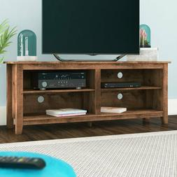 TV Stand Console Entertainment Media Center Unit For TVs Up