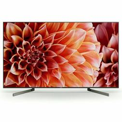 Sony XBR65X900F 65-Inch 4K Ultra HD Smart LED Android TV wit